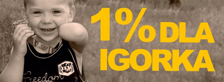 1% dla igorka